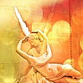Psyche Revived By Cupid's Kiss by Marianna Mills