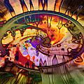 Psychedelic Daze by Linda Sannuti