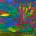 Psychedelic Sea by Gail Eisenfeld