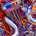 Psychodelic Chopper-1 by Paul W Faust -  Impressions of Light