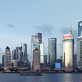 Pudong Skyline by Wecand