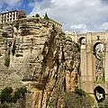 Puente Nuevo In Ronda by Artur Bogacki
