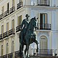 Puerta Del Sol by David Pringle
