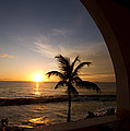 Puerto Rican Sunset I by Tim Fitzwater