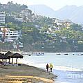 Puerto Vallarta Beach by Elena Elisseeva