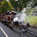 Puffing Billy V2 by Douglas Barnard