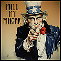 Pull My Finger Poster by Tim Nyberg