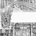 Pullman: Arcade, C1885 by Granger