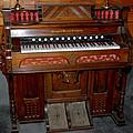 Pump Organ by LeeAnn McLaneGoetz McLaneGoetzStudioLLCcom