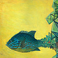 Pumpkin-seed Sunfish by Vincent Fink