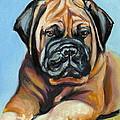 Pup For Ben by Adele Pfenninger