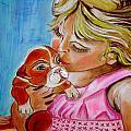 Puppy Love by Rusty Gladdish