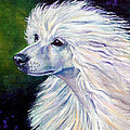 Pure Poetry - Chinese Crested by Lyn Cook