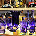 Purple Glass Collection by Jan Amiss Photography