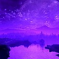 Purple Mist by Bogdan Floridana Oana