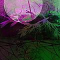 Purple Moon by Ann Powell