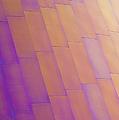 Purple Orange Two by Chris Dutton