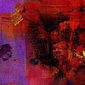 Purple Rain I by Angela L Walker
