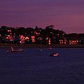 Purple Sunrise by DK Hawk