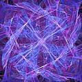 Purples by Ricky Barnard