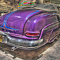 Purplre Car Dearborn Mi by Nicholas  Grunas