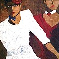 Puttin' On The Ritz by Helen Wendle