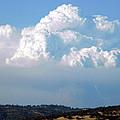 Pyrocumulus Cloud  by Frank Wilson