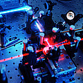 Quantum Cryptography Equipment by Volker Steger