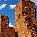 Quarai Salinas Pueblo Missions National Monument by Christine Till