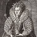 Queen Elizabeth I, English Monarch by Middle Temple Library