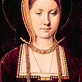 Queen Katherine Of Aragon 1485-1536 by Everett