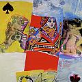 Queen Of Spades 45-52 by Cliff Spohn
