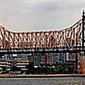 Queensboro Bridge by S Paul Sahm
