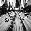 Queensway And Queens Road East In The Admiralty District Hong Kong Island Hksar China by Joe Fox