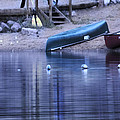 Quiet Canoes by Janie Johnson