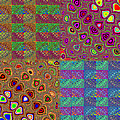 Quilted Fractals by Ericamaxine Price