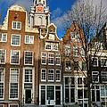 Raamgracht 19. Amsterdam by Juan Carlos Ferro Duque