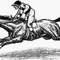 Race Horse, 1900 by Granger