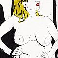 Rachel - Love Swing by Stephen Panoushek
