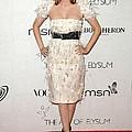 Rachel Bilson Wearing A Chanel Dress by Everett