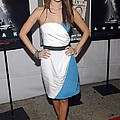 Rachel Bilson Wearing An Abaete Dress by Everett