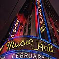 Radio City Music Hall by Benjamin Matthijs