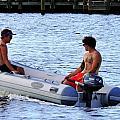 Rafting by Barry R Jones Jr