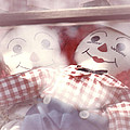 Raggedy Ann And Andy by Garry McMichael