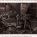 Raid On The Charleston Post Office by Everett