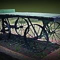 Rail Road Wagon by Brian Wallace