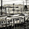 Rail Yard Blues by Bill Cannon