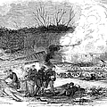 Railroad Accident, 1853 by Granger