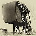 Railroad Bridge 10615a by Guy Whiteley