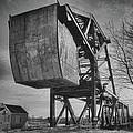 Railroad Bridge 10615b by Guy Whiteley